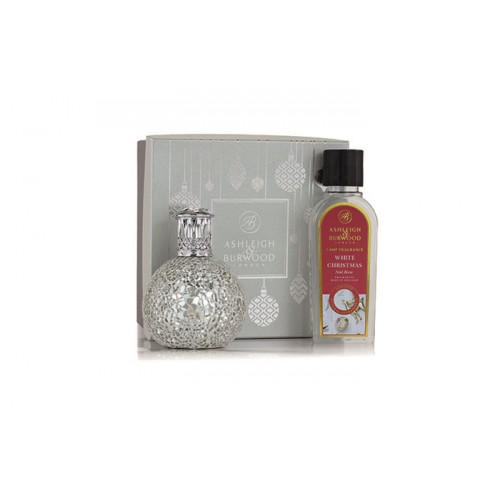 Ashleigh & Burwood Fragrance Lamp Giftbox - Twinkle Star & White Christmas