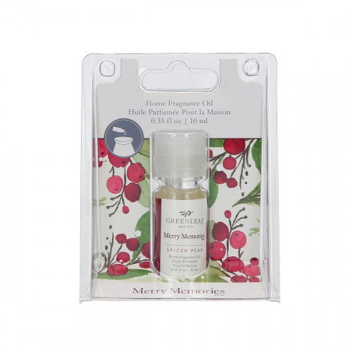 Greenleaf Merry Memories Home Fragrance Oil