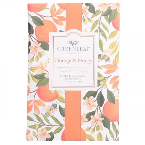 Greenleaf Orange & Honey Large Sachet