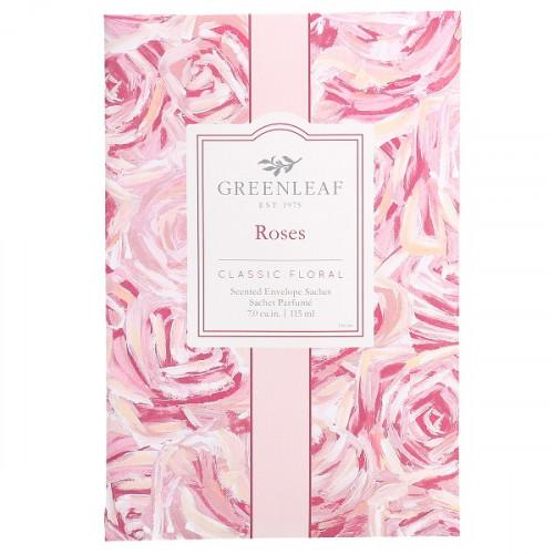 Greenleaf Roses Large Sachet