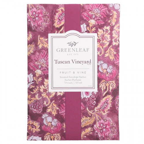 Greenleaf Tuscan Vineyard Large Sachet