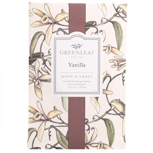 Greenleaf Vanilla Large Sachet