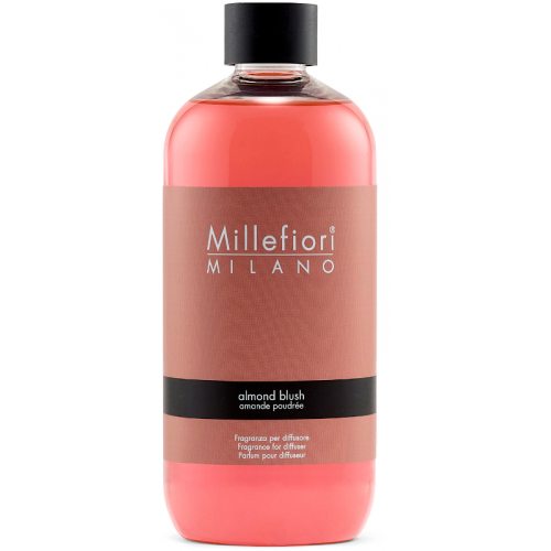 Millefiori Milano Refill 500 ml Almond Blush