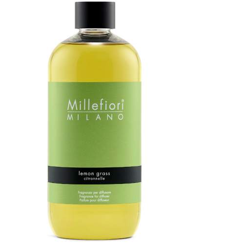 Millefiori Milano Refill 500 ml Lemon Grass