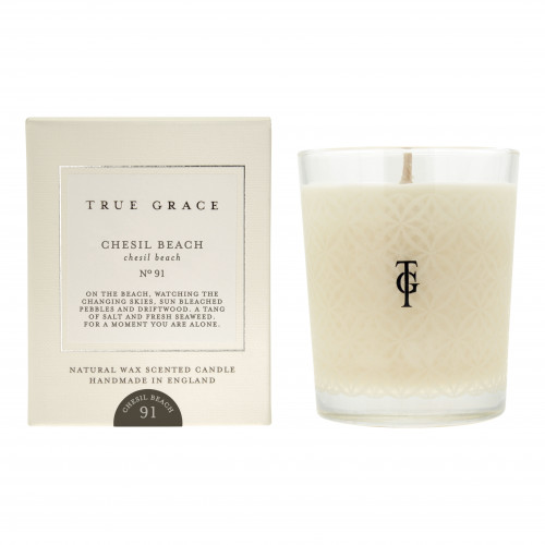 True Grace - Classic Candle - Village - Chesil Beach