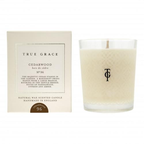 True Grace - Classic Candle - Village - Cedarwood