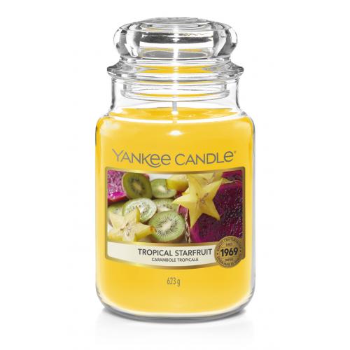 Yankee Candle Tropical Starfruit Large Jar