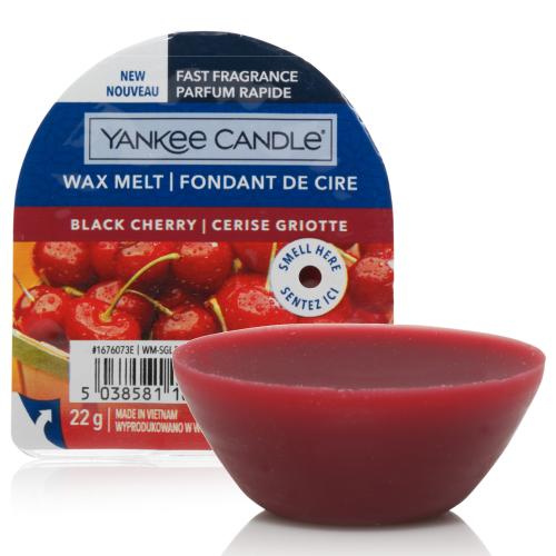 Yankee Candle Black Cherry New Wax Melt