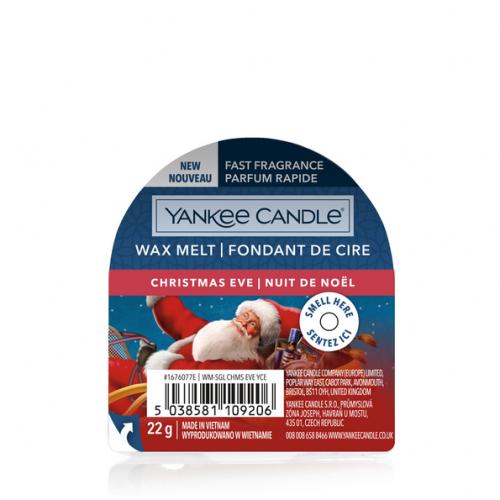 Yankee Candle Christmas Eve New Wax Melt